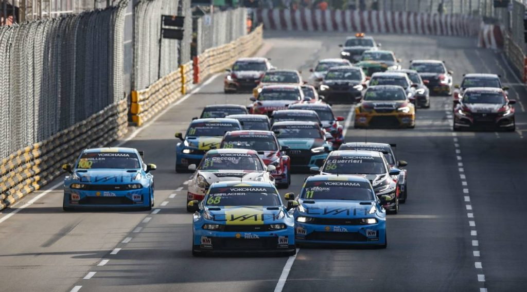 2020 World Touring Car Cup
